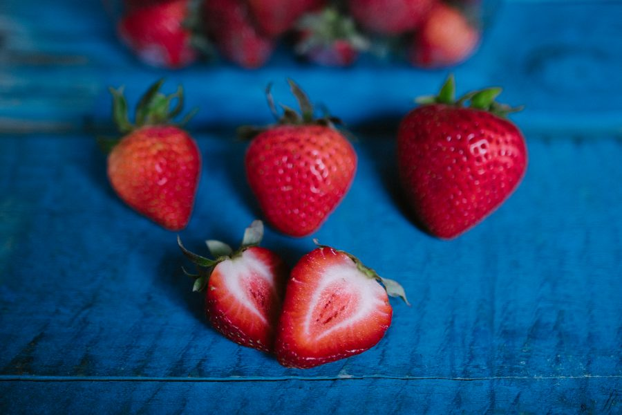 5 Perfect Pairings with Strawberries