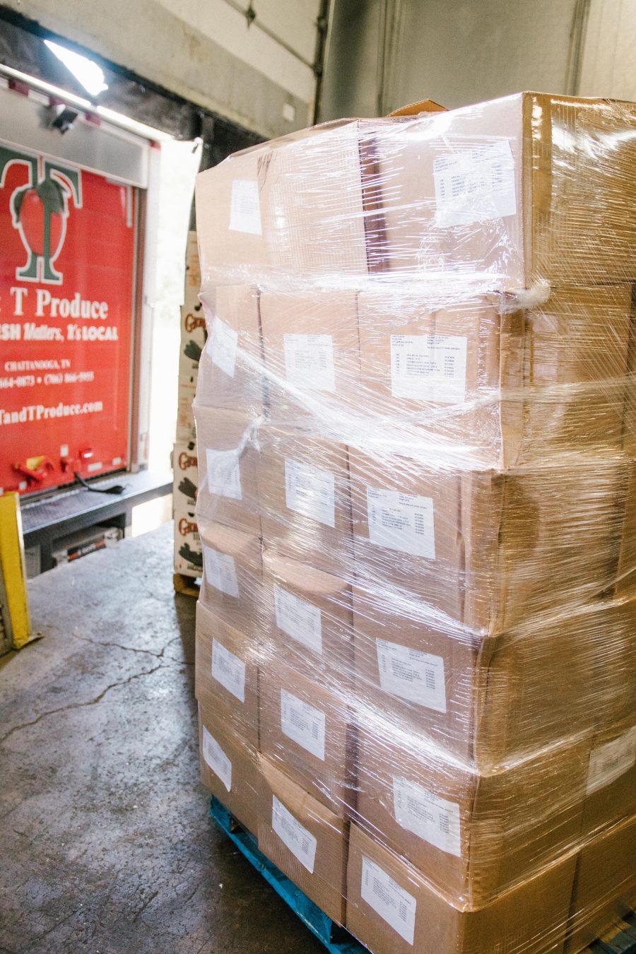 PRESS RELEASE: USDA FOOD BOX PROGRAM