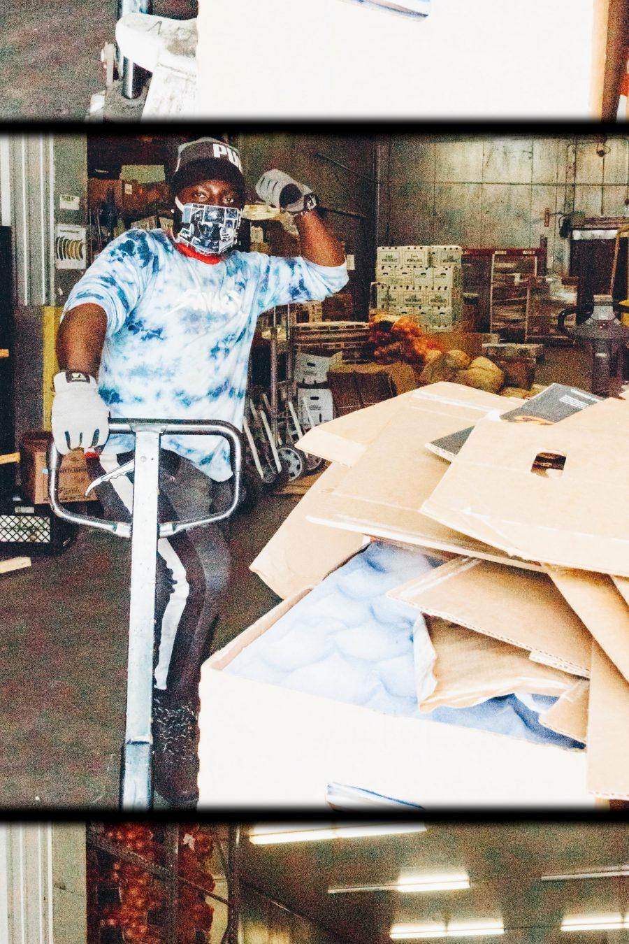 USDA Produce Box Program Spotlight: Employees